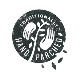 traditional hand parched
